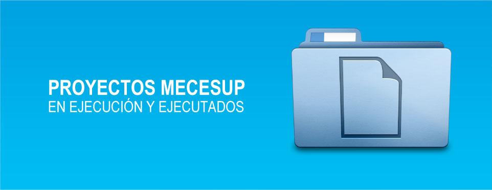 Revise la información sobre los proyectos MECESUP UBB